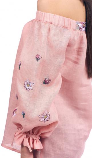 Блуза з довгим рукавом Едельвіка модель 19-20-00 — фото 2 - INTERTOP