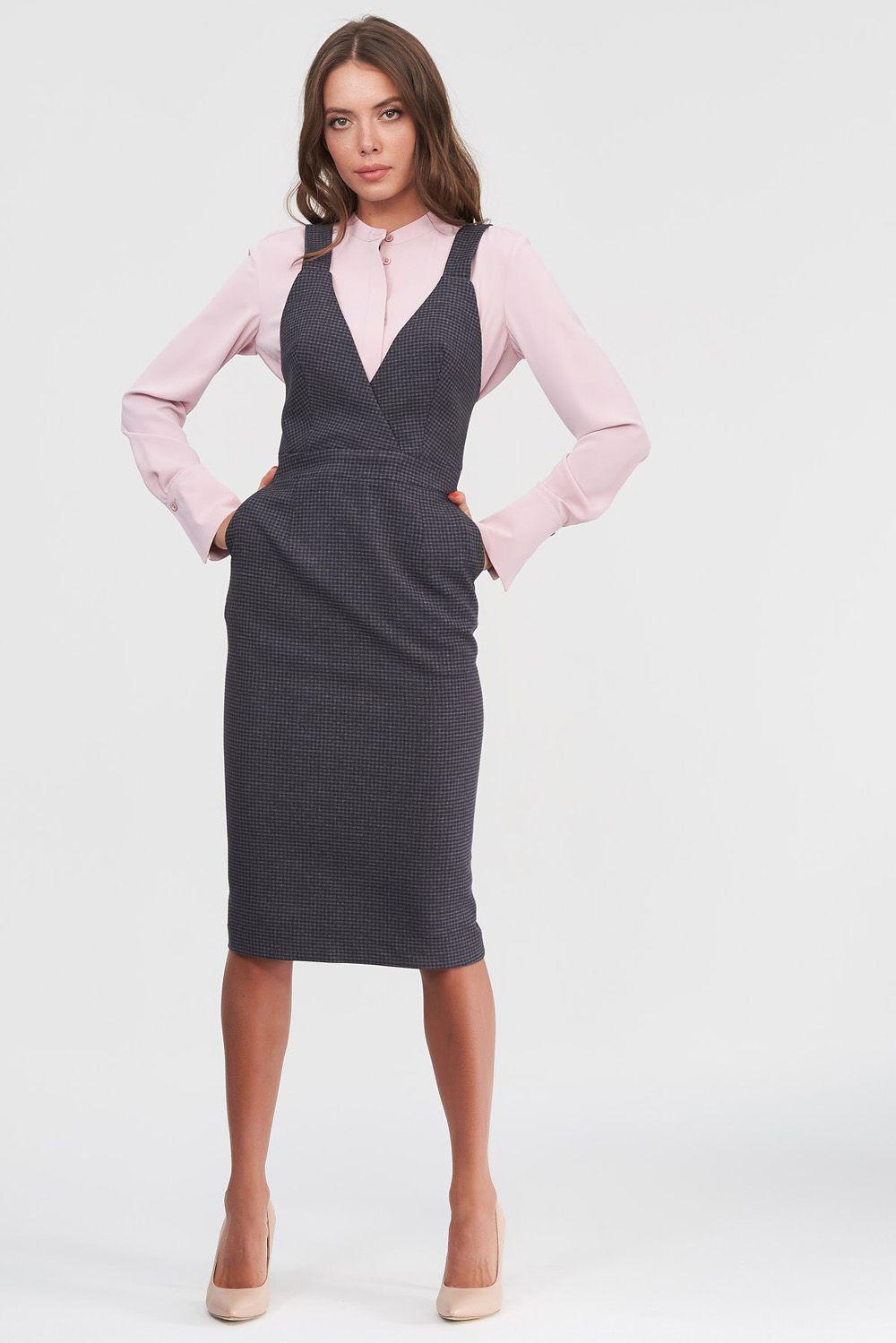 Сарафан женские Natali Bolgar модель 19028MAD293 , 2017