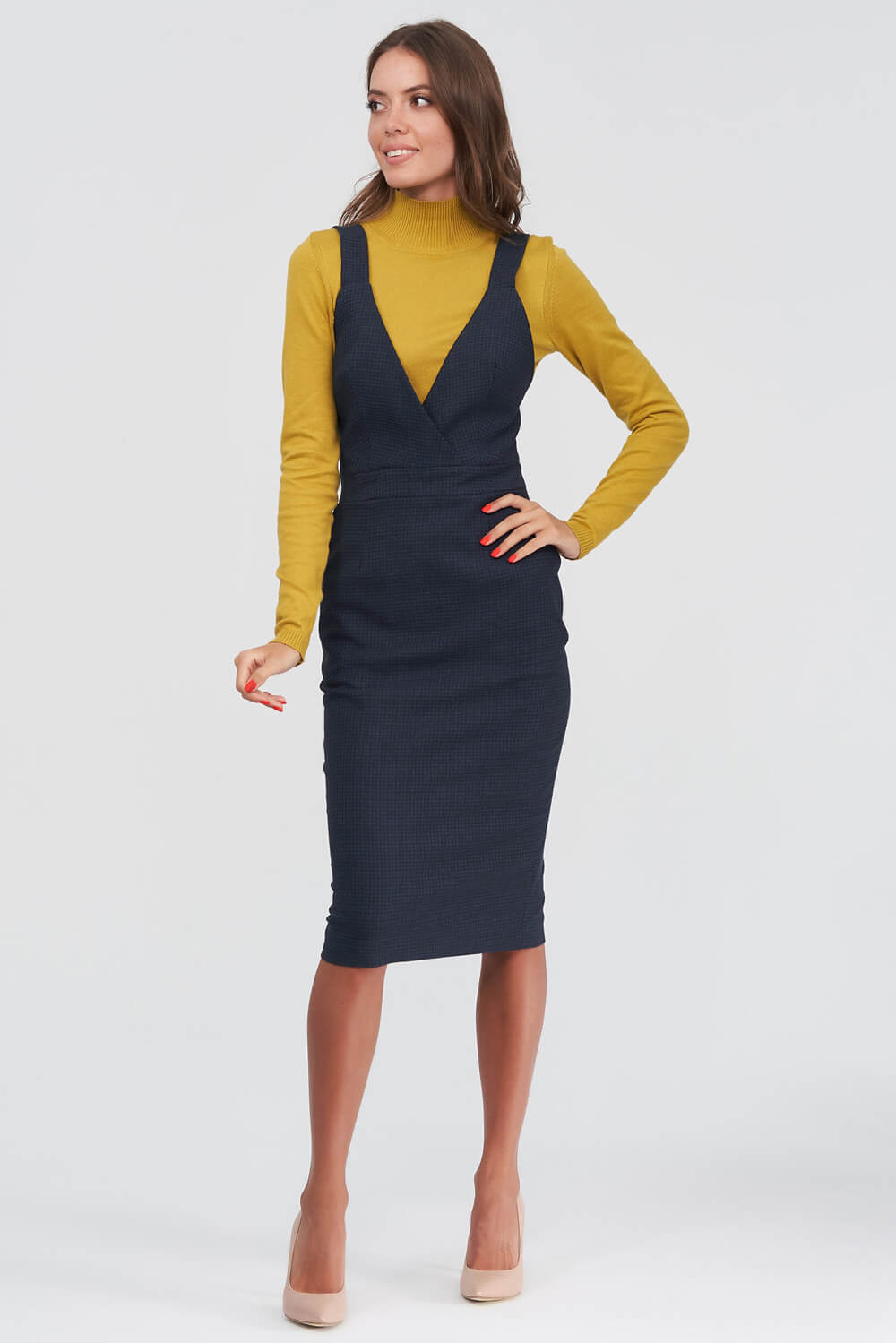 Сарафан женские Natali Bolgar модель 19028MAD294 , 2017