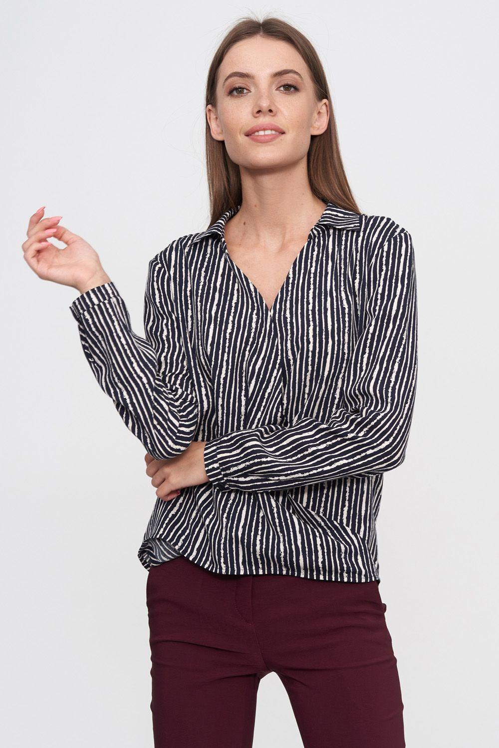 Блуза женские Natali Bolgar модель 19039VIS44 цена, 2017