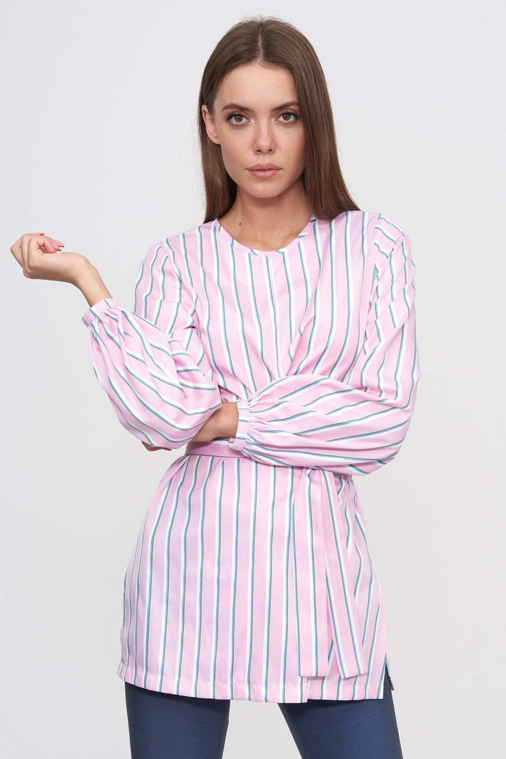 Блуза женские Natali Bolgar модель 19087KAS199 приобрести, 2017