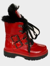 Ботинки детские Carry Red 199-2L брендовые, 2017
