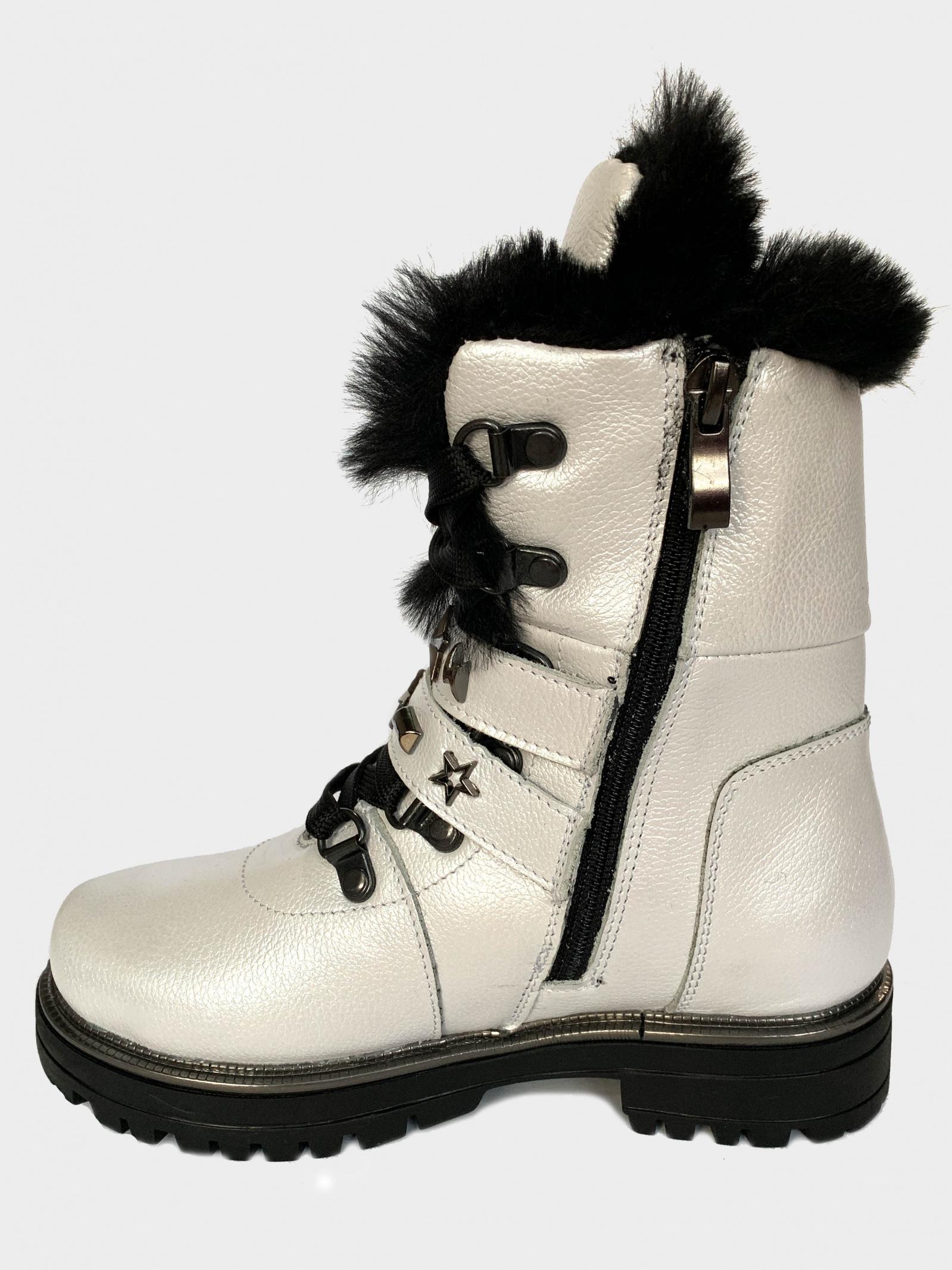 Ботинки для детей EVIE 199-3L примерка, 2017