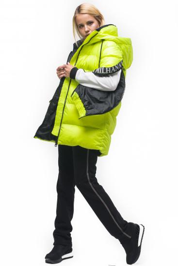 Пальто Milhan модель 1991-l — фото 3 - INTERTOP