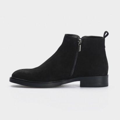Ботинки женские Ботинки 1999-210chr черный нубук. Байка 1999-210chr , 2017