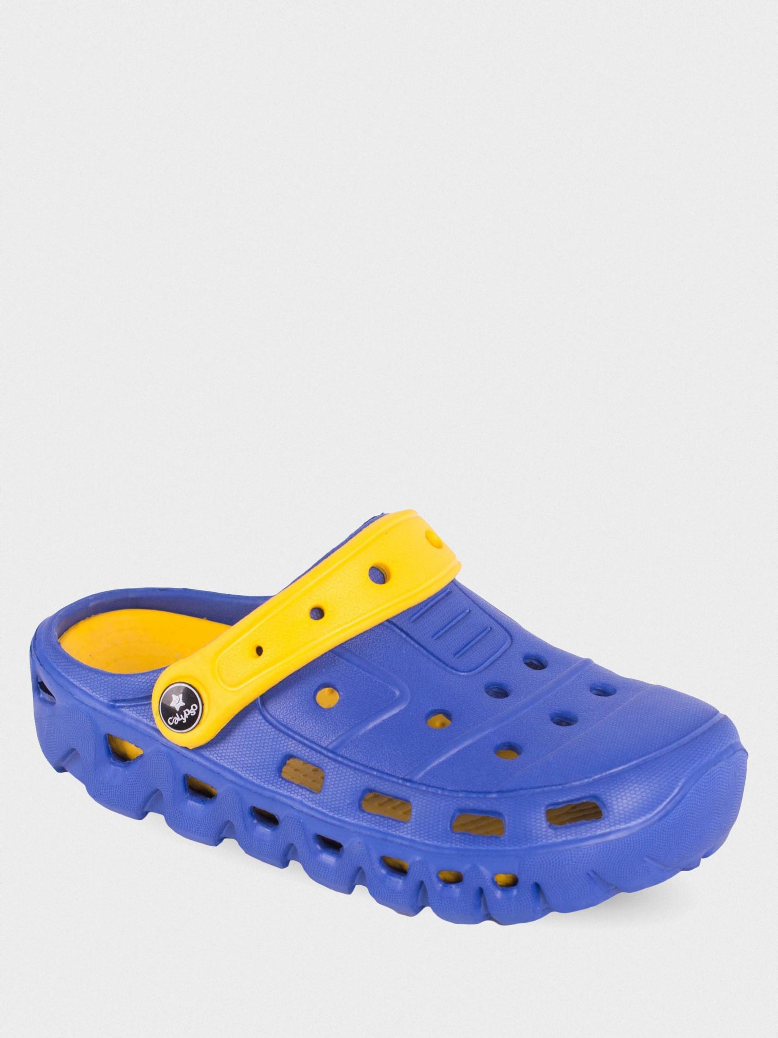 Шлёпанцы для детей CALYPSO 7363-006 размеры обуви, 2017