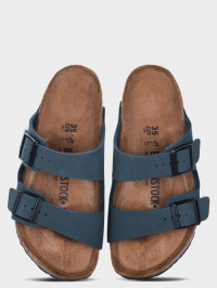 Шлёпанцы для детей Birkenstock Arizona Kids BF Nubuk Navy R 1002360 , 2017
