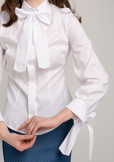 Блуза з довгим рукавом Samange - фото