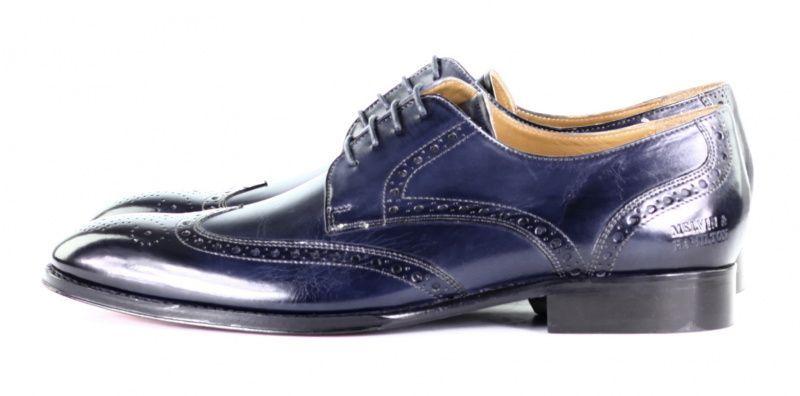 Туфли для мужчин MELVIN & HAMILTON 1E16 размерная сетка обуви, 2017