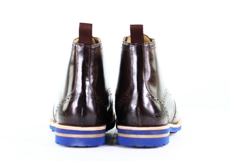 Ботинки для мужчин MELVIN & HAMILTON 1E2 примерка, 2017