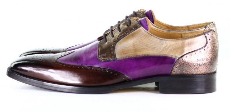 Туфли для мужчин MELVIN & HAMILTON 1E5 цена обуви, 2017