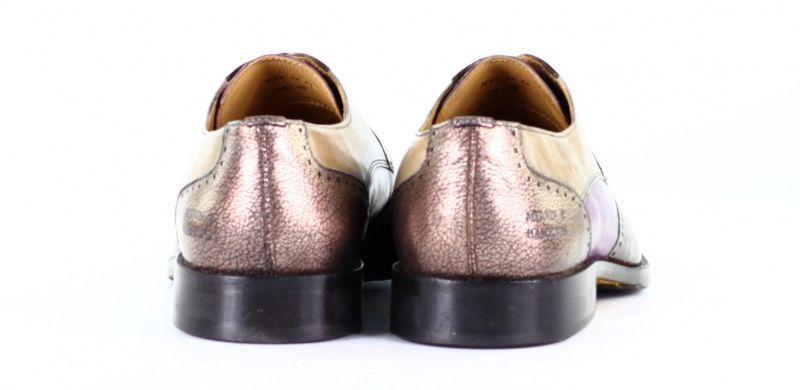 Туфли для мужчин MELVIN & HAMILTON 1E5 размерная сетка обуви, 2017