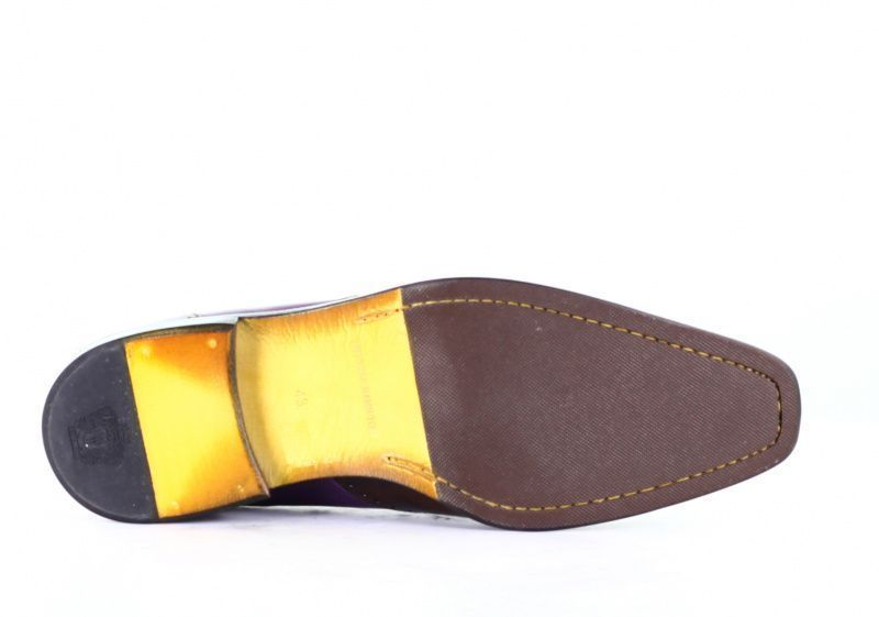Туфли для мужчин MELVIN & HAMILTON 1E5 примерка, 2017