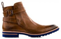 Мужские ботинки коричневые приобрести, 2017
