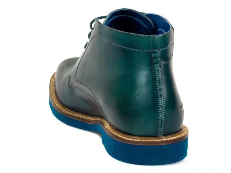 Ботинки для мужчин MELVIN & HAMILTON 1E8 размерная сетка обуви, 2017