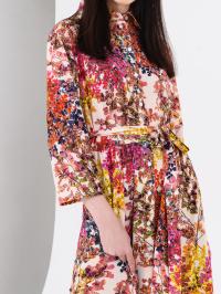 VOVK Сукня жіночі модель 08116 принт купити, 2017