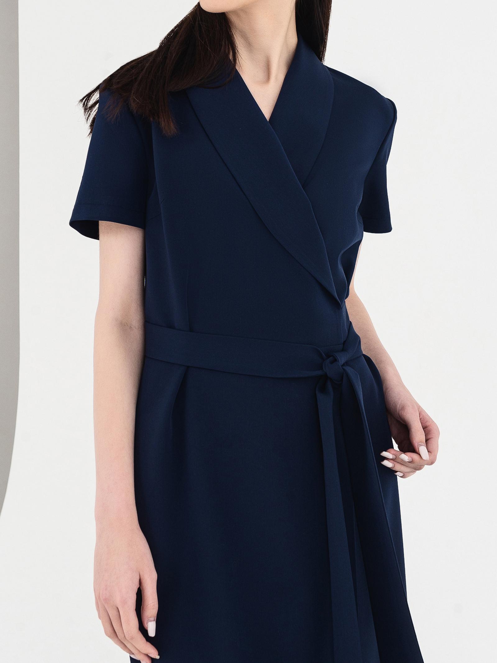 VOVK Сукня жіночі модель 07212 синій купити, 2017
