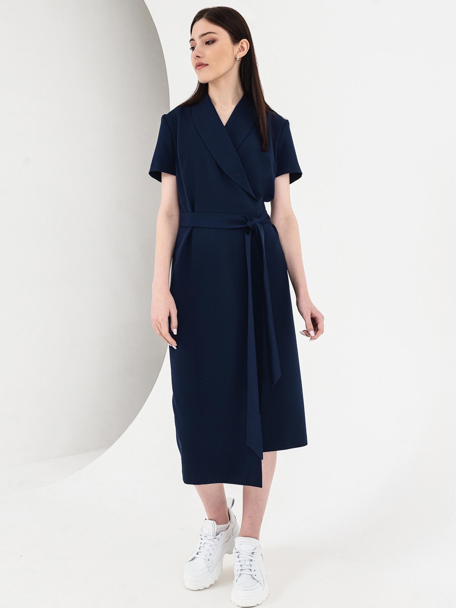 VOVK Сукня жіночі модель 07212 синій придбати, 2017