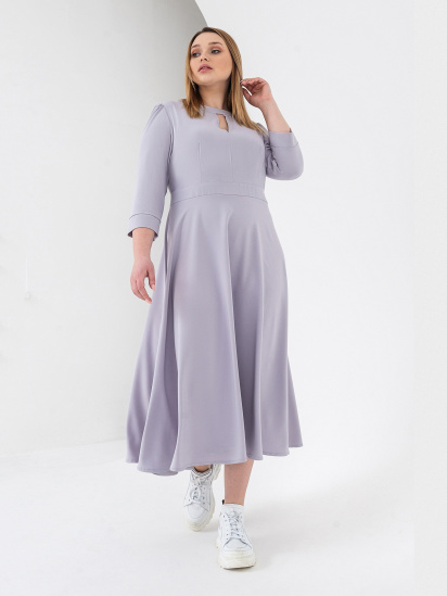 VOVK Сукня жіночі модель 07389 графіт , 2017