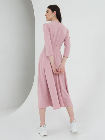 VOVK Сукня жіночі модель 07391 пудровий якість, 2017