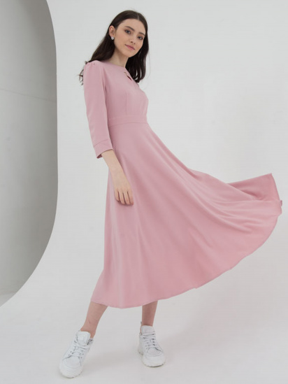 VOVK Сукня жіночі модель 07391 пудровий купити, 2017