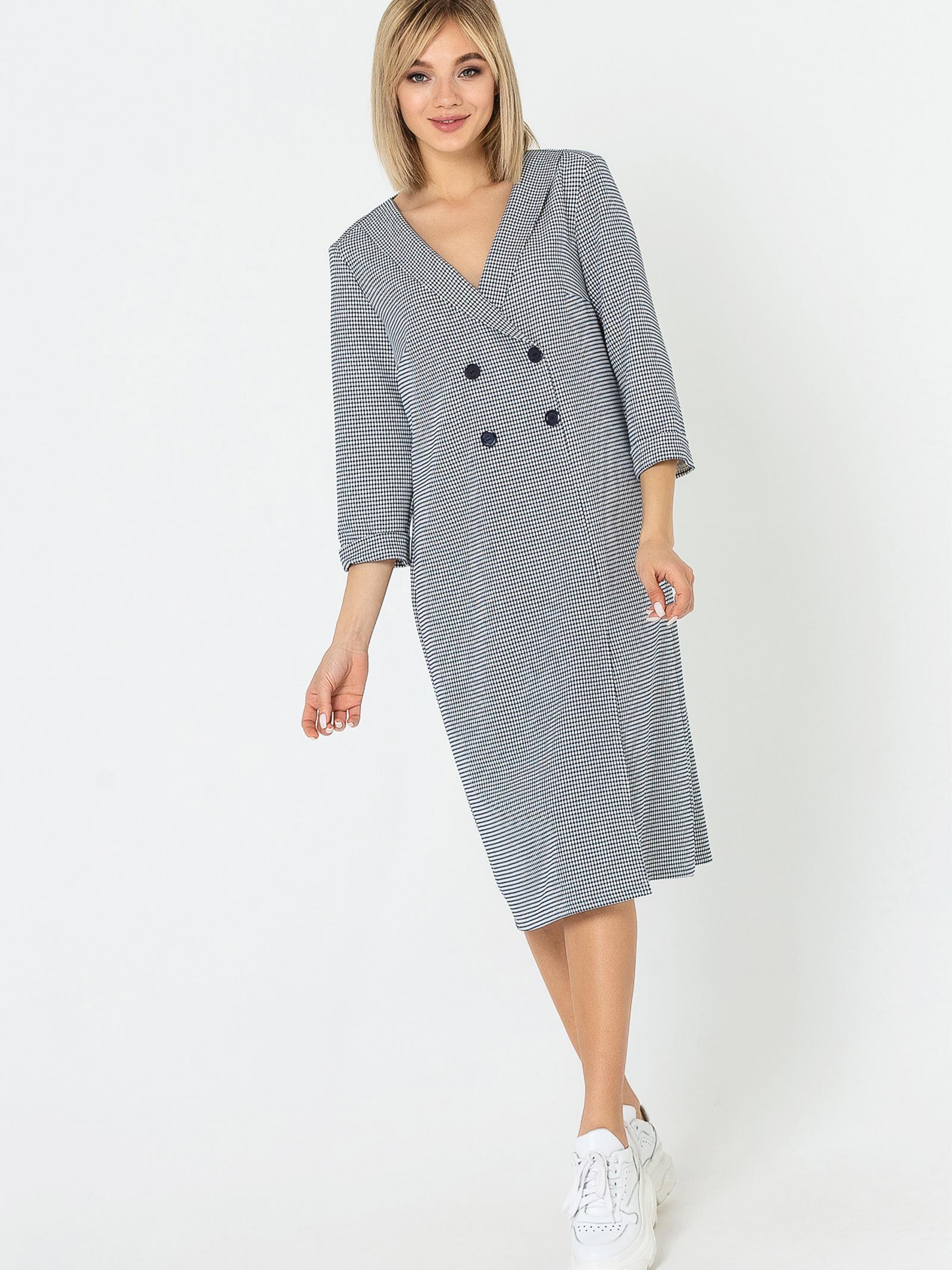 VOVK Сукня жіночі модель 05574 графітовий , 2017