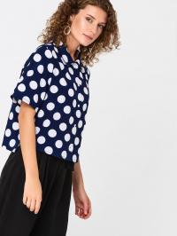 VOVK Блуза жіночі модель 05908 горох купити, 2017