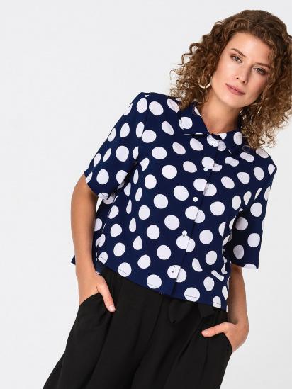VOVK Блуза жіночі модель 05908 горох придбати, 2017