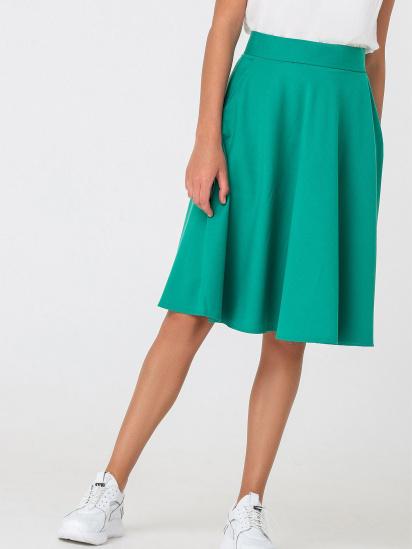 VOVK Спідниця жіночі модель 05632 зелений , 2017