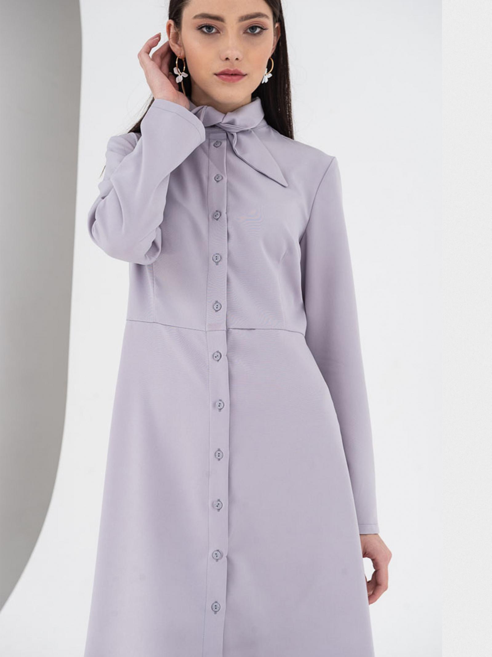 VOVK Сукня жіночі модель 07237 графіт якість, 2017
