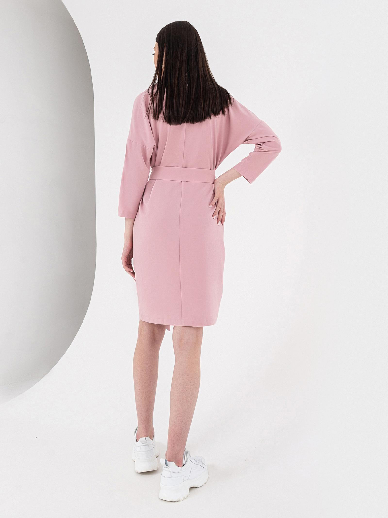 VOVK Сукня жіночі модель 07385 фрезовий якість, 2017