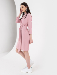 VOVK Сукня жіночі модель 07385 фрезовий , 2017