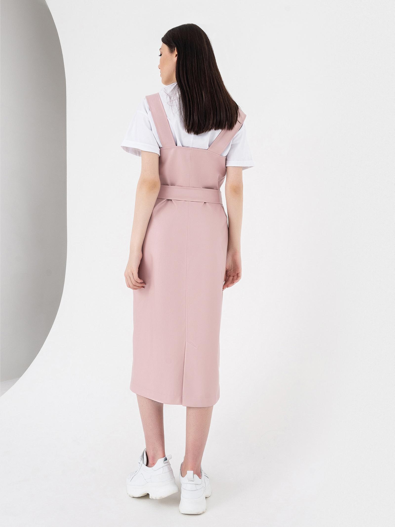 VOVK Сарафан жіночі модель 07494 пудровий якість, 2017