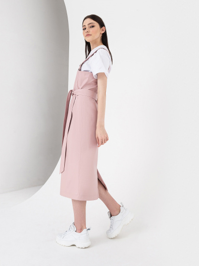 VOVK Сарафан жіночі модель 07494 пудровий відгуки, 2017