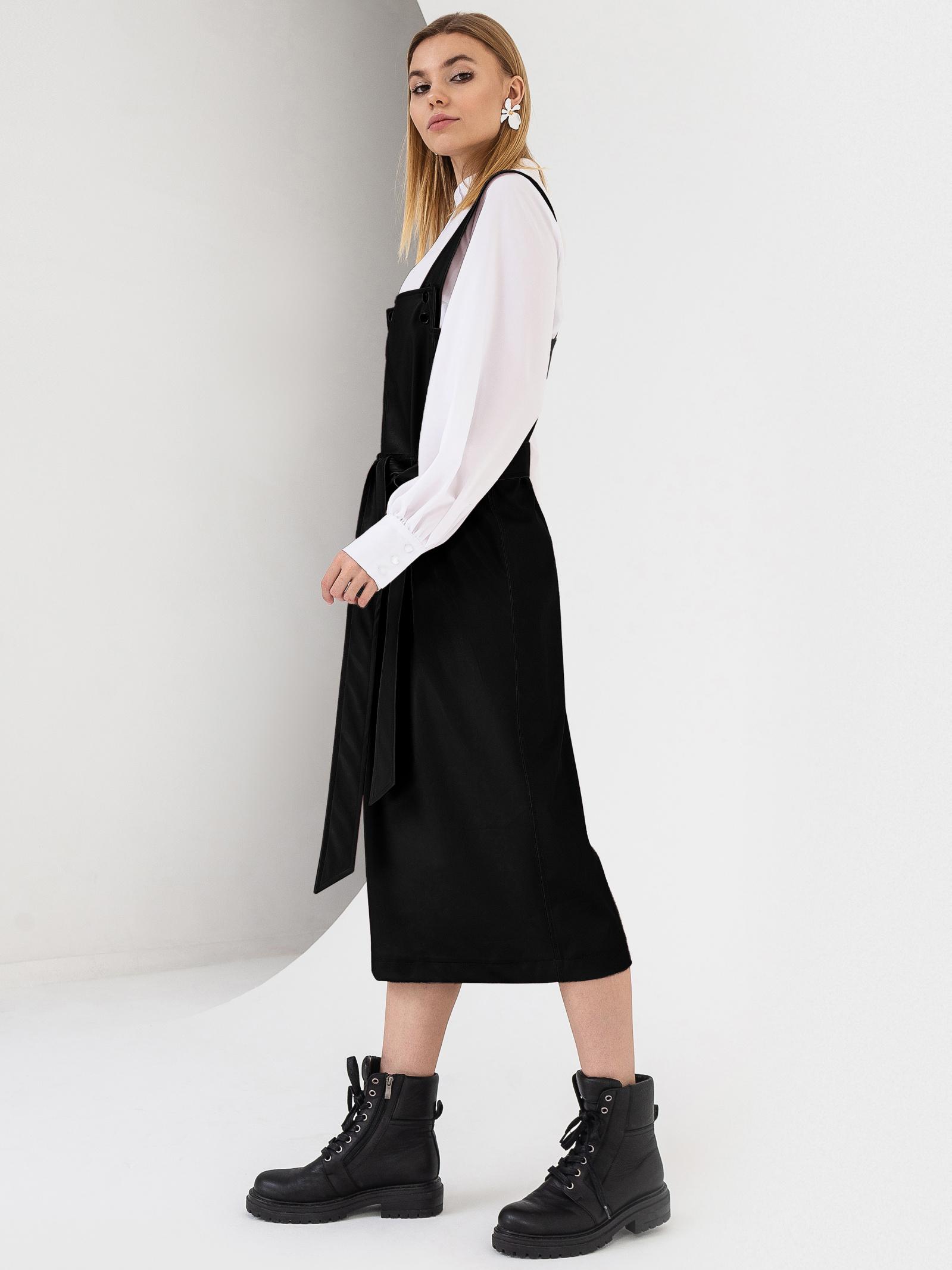 VOVK Сарафан жіночі модель 07495 чорний , 2017
