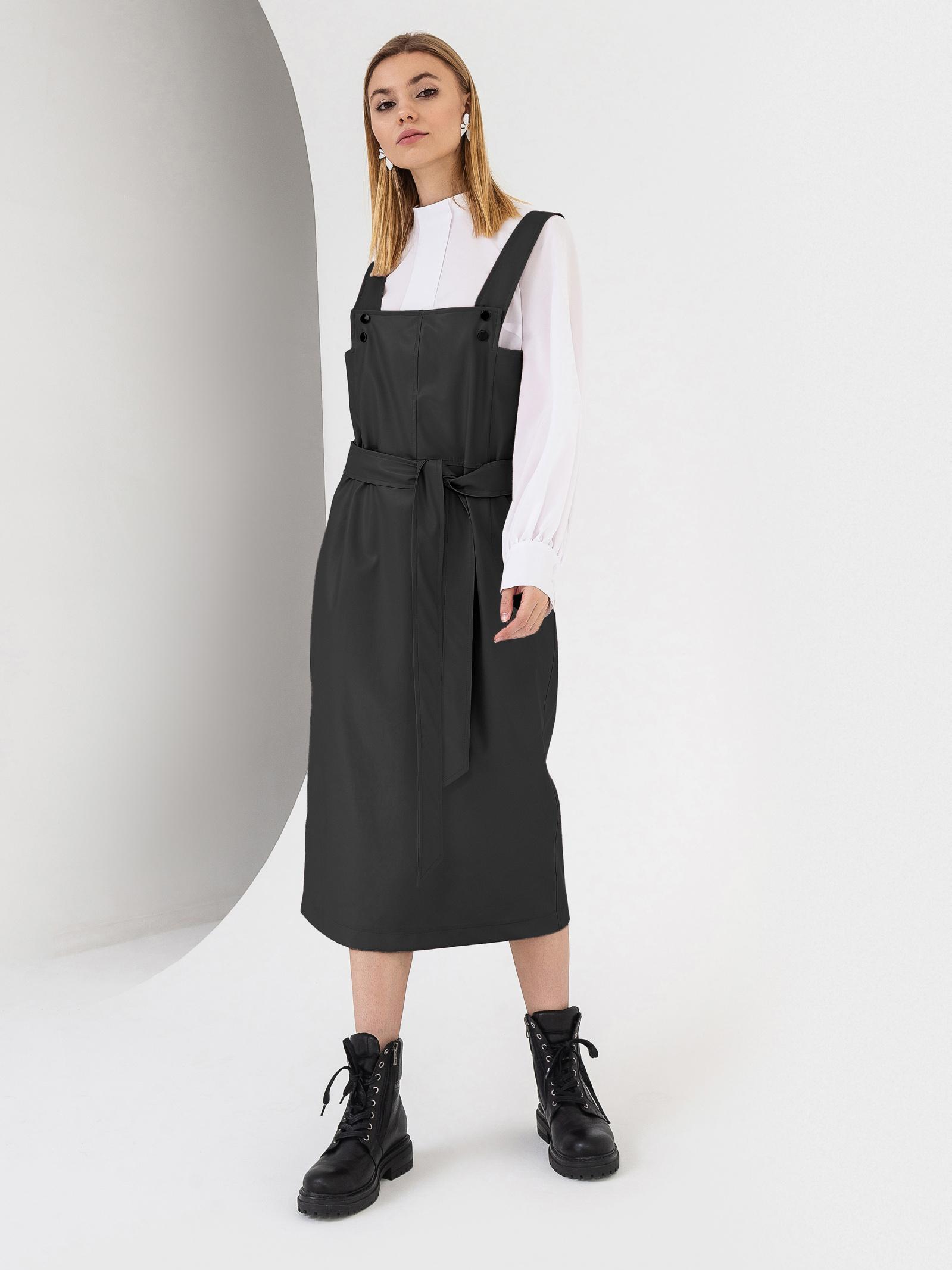 VOVK Сарафан жіночі модель 07495 чорний купити, 2017