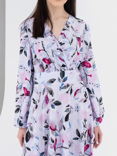 VOVK Сукня жіночі модель 08211 квіти купити, 2017
