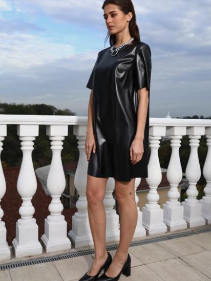 Сукня VOVK модель 09953 чорний — фото - INTERTOP