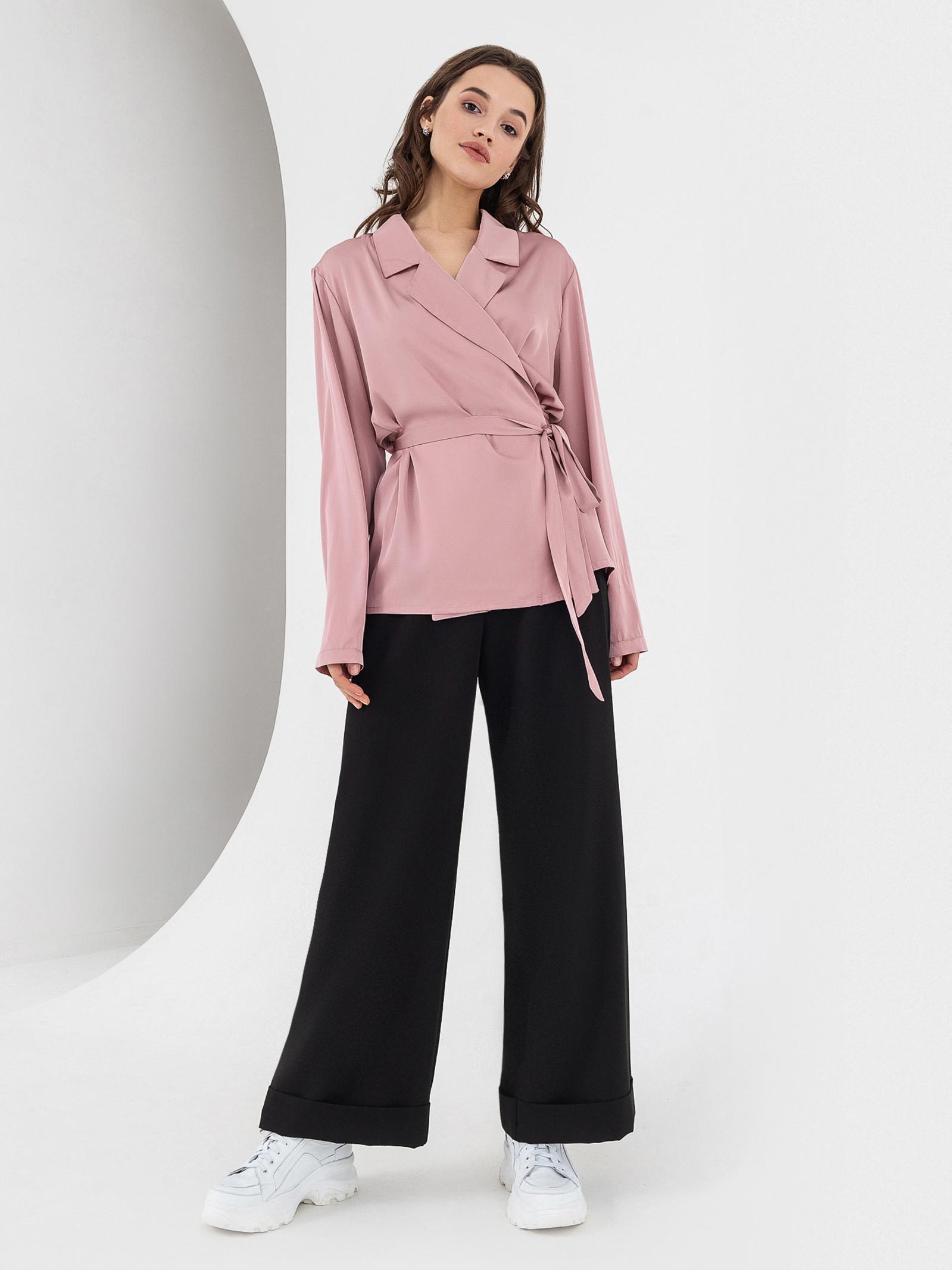 VOVK Блуза жіночі модель 07241 фрезовий якість, 2017