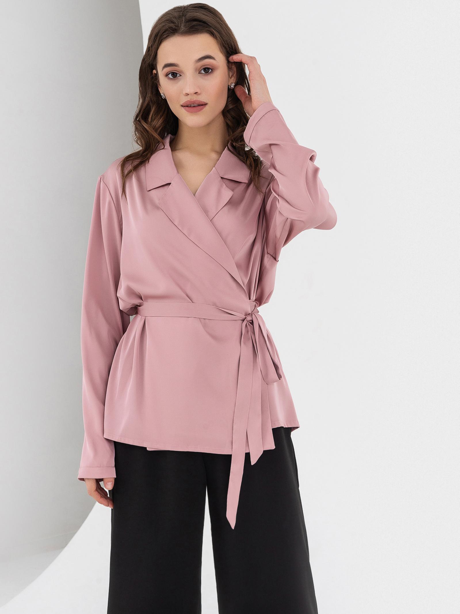VOVK Блуза жіночі модель 07241 фрезовий купити, 2017