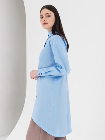 VOVK Блуза жіночі модель 07590 небесний , 2017