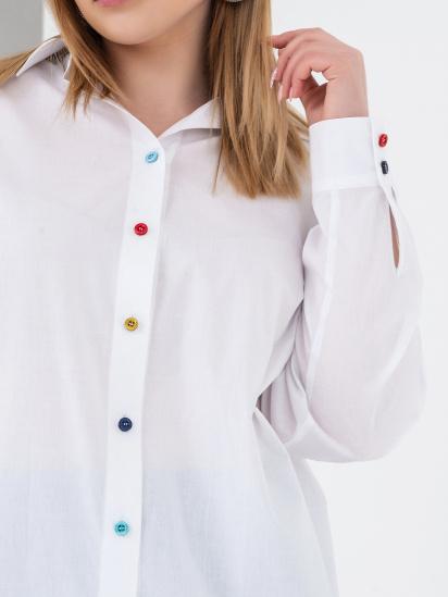 VOVK Блуза жіночі модель 07591 білий купити, 2017