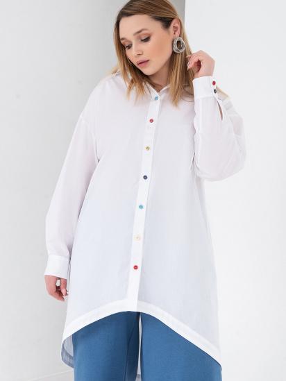 VOVK Блуза жіночі модель 07591 білий придбати, 2017
