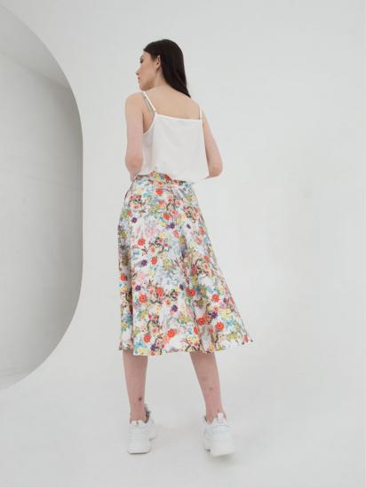 VOVK Спідниця жіночі модель 07147 квіти якість, 2017