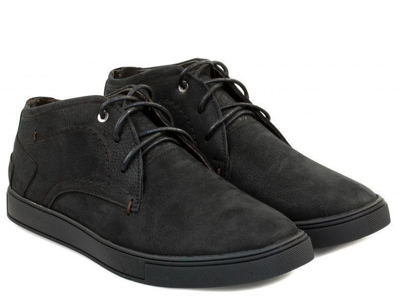 Купить Ботинки мужские Braska 1J2, Черный
