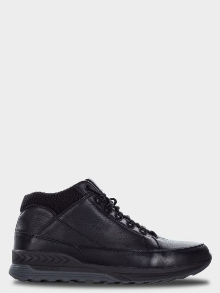 Купить Ботинки мужские Braska 1J22, Черный