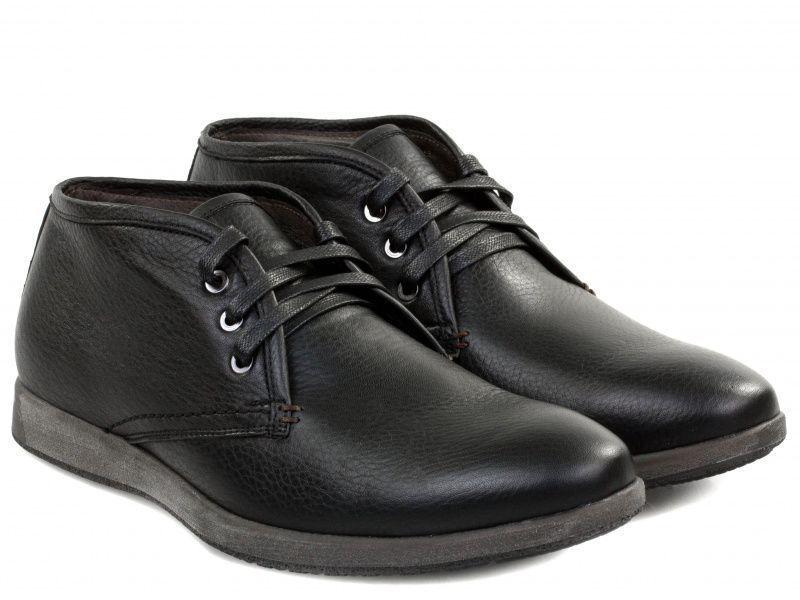 Купить Ботинки мужские Braska 1J3, Черный