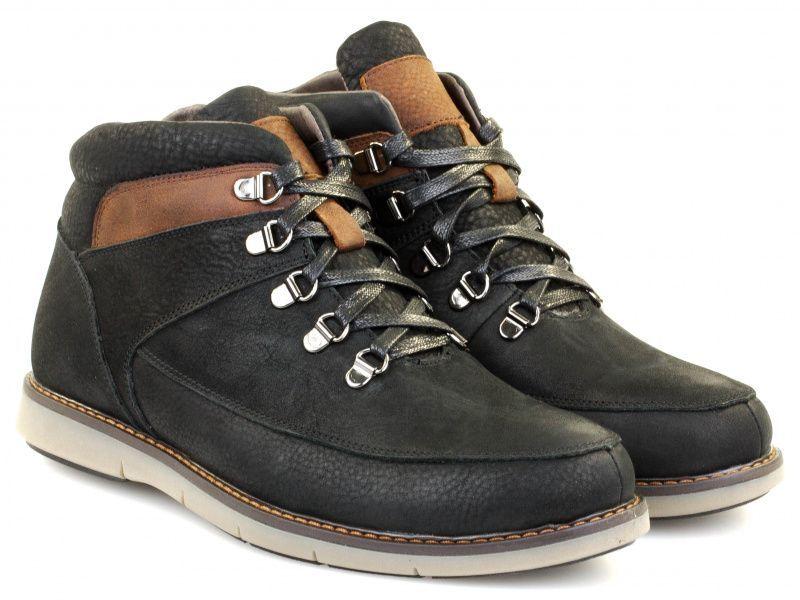 Купить Ботинки мужские Braska 1J4, Черный