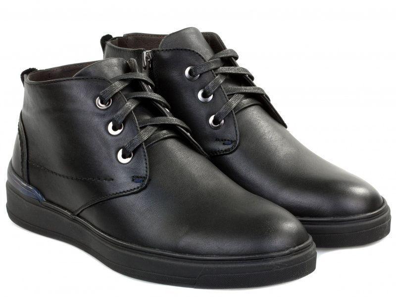 Купить Ботинки мужские Braska 1J5, Черный