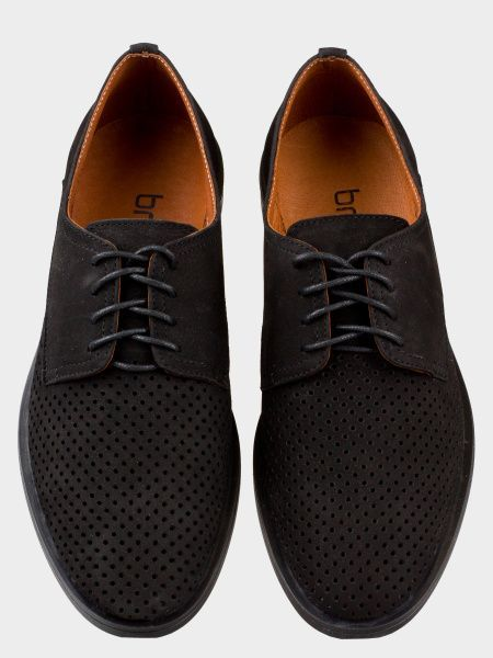 Полуботинки мужские Braska 1J7 размерная сетка обуви, 2017
